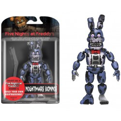 Funko Action Figure Five Nights at Freddy's Nightmare Bonnie Exclusive FNAF