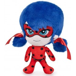 Miraculous Ladybug Toy Animals Plush Soft Ice 24cm
