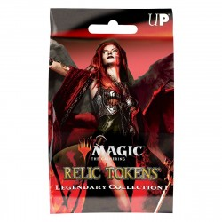 Ultra Pro Relic Tokens Legendary Collection Magic The Gathering UP Relic Token MTG 86955 Magic The Gathering 59,00 kr