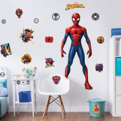 Marvel Spider-Man Spiderman Large Character Wall Sticker