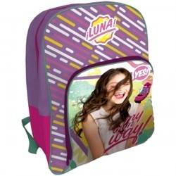 Soy Luna Backpack School Bag 42 x 30 x 11cm
