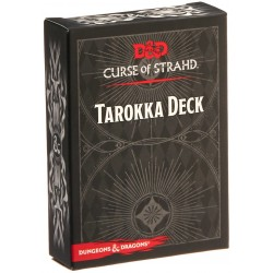 Dungeons & Dragons RPG - Curse of Strahd Tarokka Deck