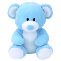TY Baby Lullaby Blue Bear Plush Toy 24cm