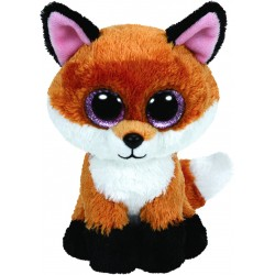 TY Beany Boos Slick Fox Large Plush Toy Pehmo 42cm