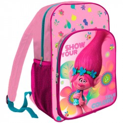 Trolls Poppy Backpack School Bag 37x29x11cm