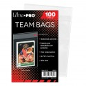 Ultra Pro Team/Set Bags Resealable Sleeves 100-Pack