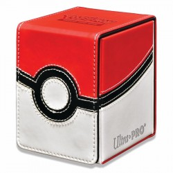 Ultra Pro Pokemon - Pokeball Premium Alcove Flip Deck Box