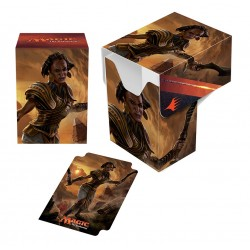 Ultra PRO Hour Of Devastation V.3 Full View Deck Box For MTG.