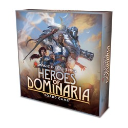 Magic The Gathering Heroes of Dominaria Board Game 2-4 Player