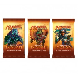Magic The Gathering Rivals Of Ixalan Booster 3-Pack. Card Game