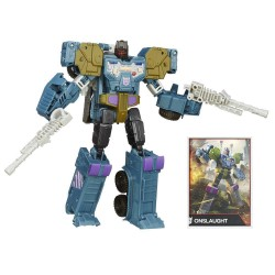 Transformers Generations Combiner Wars Onslaught Figur 20cm