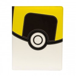 Ultra Pro Premium 9-Pockets Ultra Ball Samlarpärm 360 Kort Cards UP Premium Binder Ultra Ball 854 Pokémon 459,00 kr product_r...