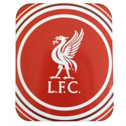 Liverpool FC Pulse Fleeceblanket Huopa Fleece 125 x 150 cm