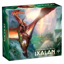 Magic The Gathering EXPLORERS OF IXALAN Kort Spel