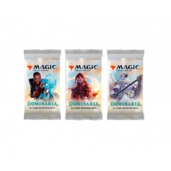 Magic The Gathering DOMINARIA Booster 3-Pack. Card