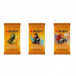 Magic The Gathering Guilds of Ravnica Booster Pack 3-Pack