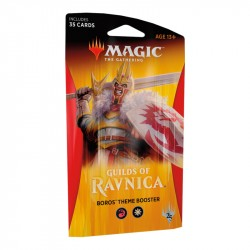 MTG GUILDS OF RAVNICA Theme Booster Pack BOROS - WHITE/RED