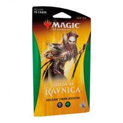 MTG GUILDS OF RAVNICA Theme Booster Pack GOLGARI - BLACK/GREEN