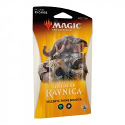MTG GUILDS OF RAVNICA Theme Booster Pack SELESNYA - WHITE/GREEN