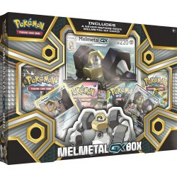 Pokemon TCG: Melmetal-Gx Box Cards Game
