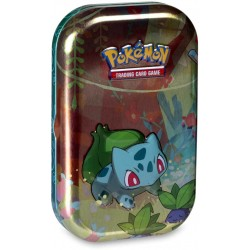 Pokémon TCG: Kanto Friends Mini Tin Box - Bulbasaur