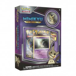 Pokémon TCG: Mimikyu - Pin Collection Box