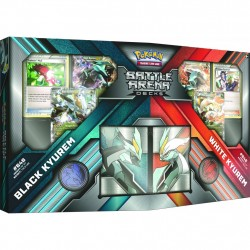 Pokémon TCG Battle Arena Decks: Black Kyurem vs. White Kyurem Box