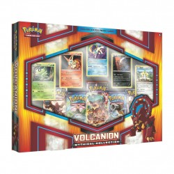 Pokémon TCG: Mythical Pokémon Collection-Volcanion Box