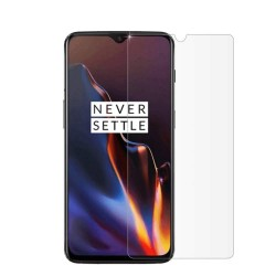 OnePlus 6T Tempered Glass Screen Protector Retail Package