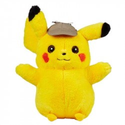 Pokemon Detective Pikachu Real Scale Large Plush Toy Pehmo 40cm