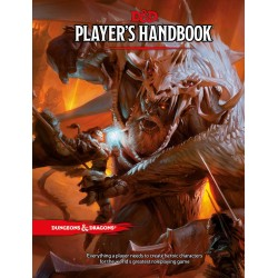 Dungeons & Dragons RPG - Player´s Handbook