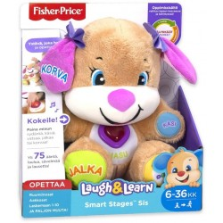 Fisher-Price Laugh & Learn Smart Stages Sis Toy Finska/Suomi