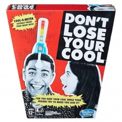 Don't Lose Your Cool Spel Koncentration Partyspel Dont Lose Your Cool E1845 HASBRO 399,00 kr product_reduction_percent