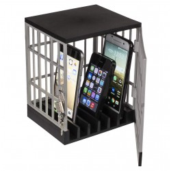 Mobile Phone Jail Prison Prank Fun Party