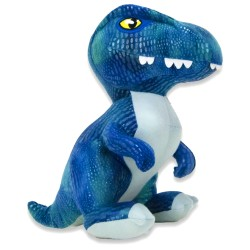 Jurassic World Blue Raptor Toy Plysj Plush Soft 27cm Dinosaur