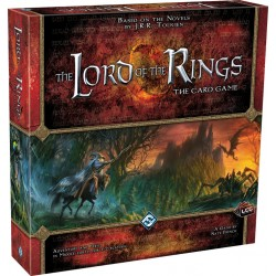Fantasy Flight Game - Lord of the Rings: The Card Game Kort Spel FFG Lord Ring CARD GAME MEC01 Lords Of The Rings 599,00 kr