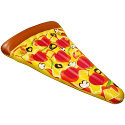 Inflatable Air Mattress Bed Floating Lounge Pizza Slice 171 cm