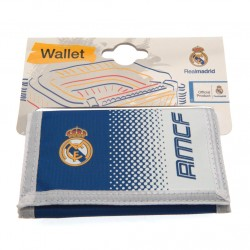 Real Madrid Fade Plånbok 13x8cm REAL MADRID 149,00 kr product_reduction_percent