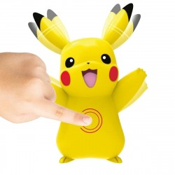 Pokémon My Partner Pikachu Interactive Figure