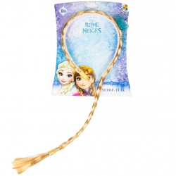 Disney Frozen Elsa Diadem Headband With Braid