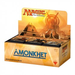 Magic The Gathering: Amonkhet Booster Box 36-Pack. Kort 36-PACK AMONKHET BOX Magic The Gathering 1,699.00