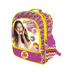 Disney Soy Luna Backpack School Bag 41 x 34 x 18cm