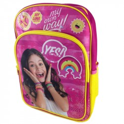 Soy Luna Backpack School Bag 36 x 27 x 12cm