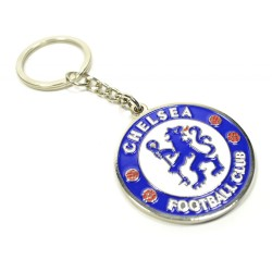 Chelsea FC Crest Keyring Keychain