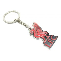 Liverpool FC Crest Keychain Nyckelring Liverpool Keychain Liverpool 139,00 kr
