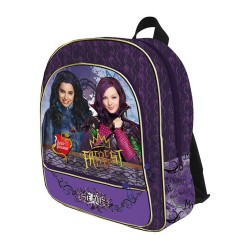 Disney Descendants Backpack School Bag Reppu Laukku 41x34x18cm