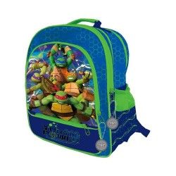Turtles Reppu Laukku Backpack School Bag 41x34x18cm