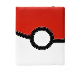 Ultra Pro Premium 9-lommer Pokemon Pokeball Collector Binder 360-kort
