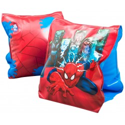 Spiderman Swimming Arm Bands From 3 To 6 Years