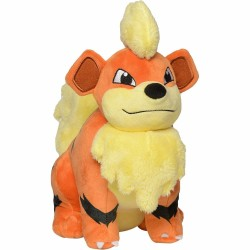 Pokémon Growlithe Plush Toy 20cm